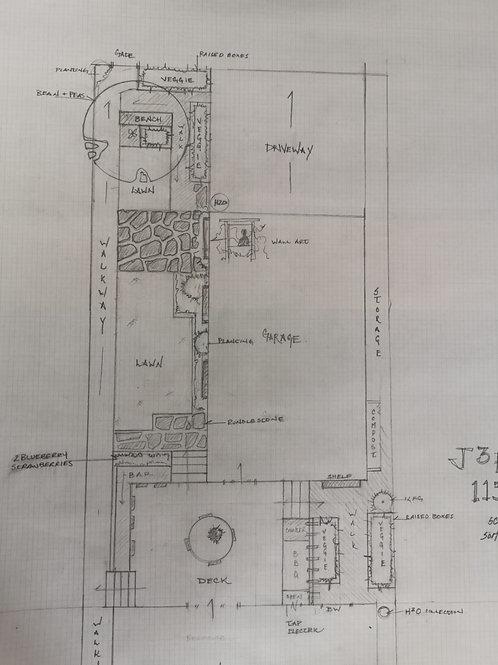Landscape Concept Plans