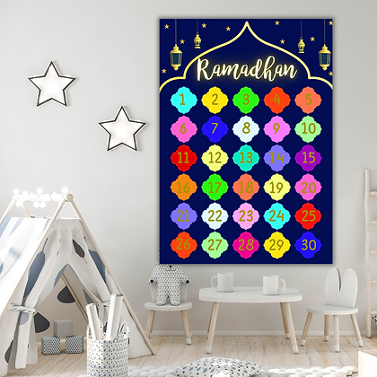 Ramadhan Countdown Calendar