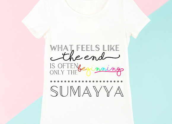 Matric T-Shirt Design