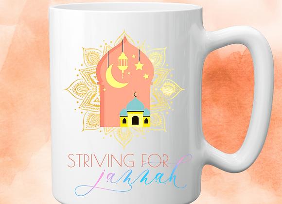 Striving for Jannah- Girls