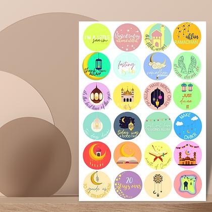 Kids Sticker Packs