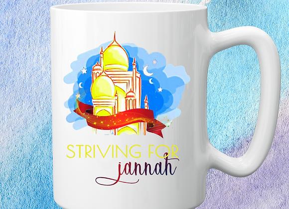 Striving for Jannah- Boys