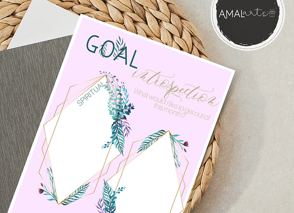 Goal Introspection Planner