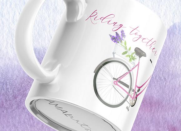 Mug Gift Set- Riding Together 'til Jannah