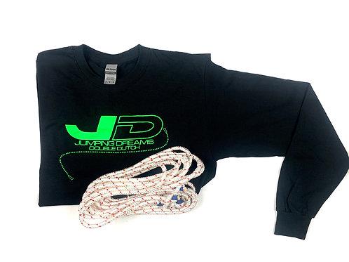 Jumping Dreams Long Sleeve Team T-shirt