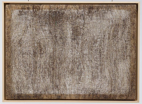 """Blutbewegung"", Bluttransfusion, 1995, 86x117cm"