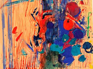 Frühe Malerei, Entwürfe der Bildteppiche