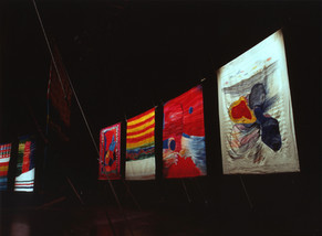 Ausstellung Salzburg Stadtkino 1991