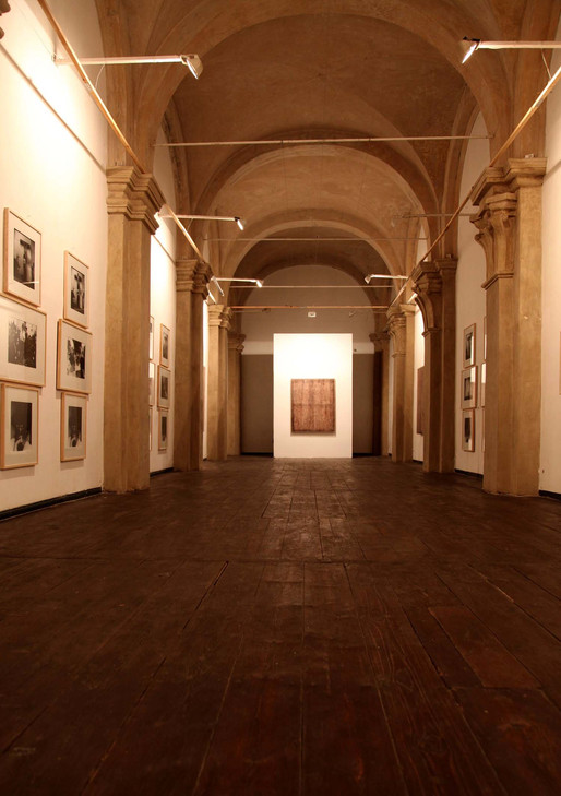 2012 Ausstellug Poznan, Polen 3. Mediations Biennale