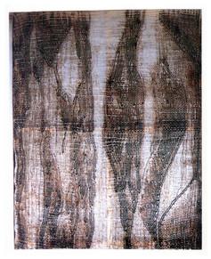 Bluttransfusion 1994, 165,5x114cm