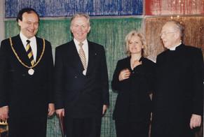 Festplenum Europäische Akademie der Wissenschaften und Künste, Salzburg, 1999