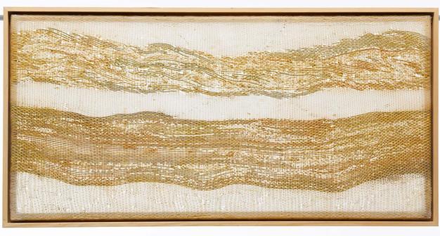 Goldfluss 2014  97x192cm