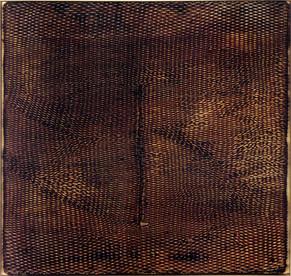 Bluttransfusion Wunde 5, 60x60 cm 1997