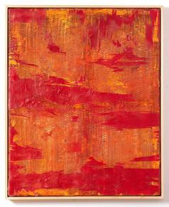 Silikone Orange, 1999-2016, 166x136cm