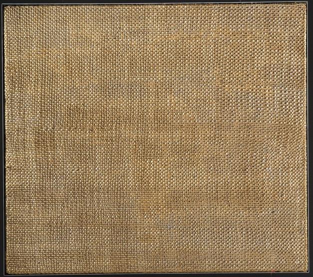 Golden Tissue, 2007, 132x117cm