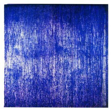 Europa-Transfusion 1. Teil, 1994, 190c190cm