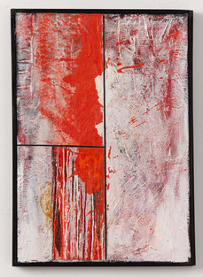 Oil-Cut Nr. 24, 2017, 68x48cm