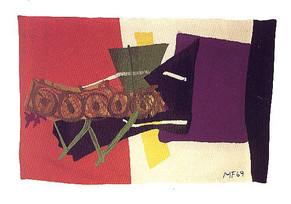 1. gobelin 1969, 220x140cm