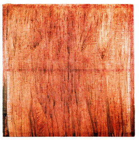 Europa-Transfusion 4. Teil, Bluttransfusion, 1994, 190x190cm