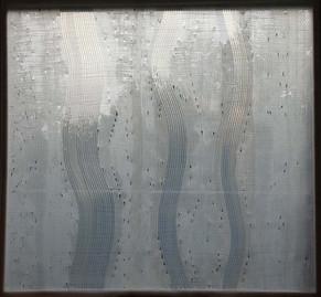 "Silikone ""Rohling"", 2013, 175x175cm"