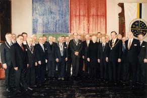 Festplenum der Europäischen Akademie der Wissenschaften und Künste, Salzburg 1999