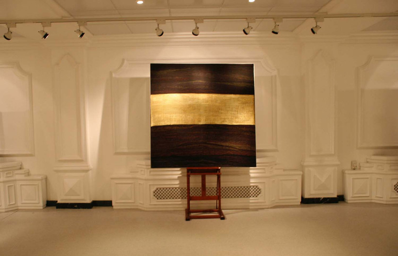 2007, Ausstellung Sharjah, Cultural Palace VAE