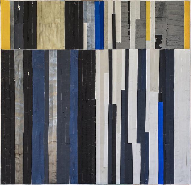 work 58,  2015, 140x137cm