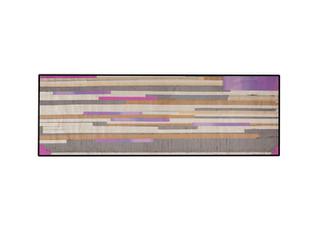 Strip-Cut-Collage, work 4, 2010, 290x 97cm