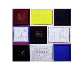 """""""Mondrian"""", 2000-04, 80x85cm"""