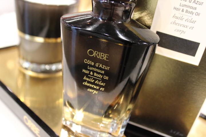 Oribe Cote D'Azur Luminous Hair and Body Oil at Studio 486