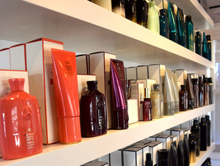 Oribe Haircare at Studio 486