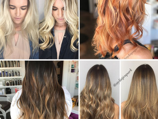 Balayage Is All The Rage!