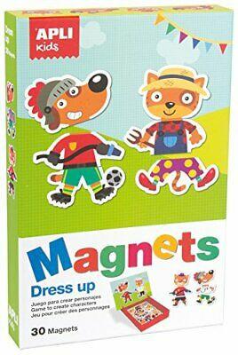 Apli Kids Game Magnetic Dress Up