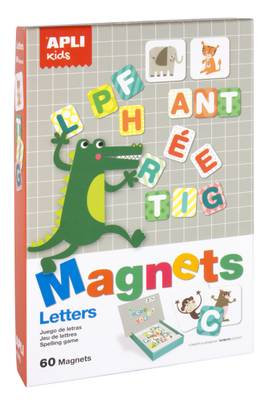 Apli Kids - Magnets Letters