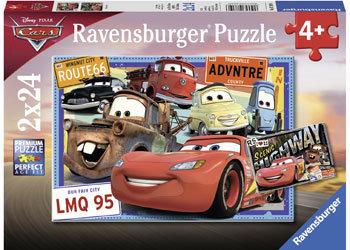Ravensburger Puzzle Cars