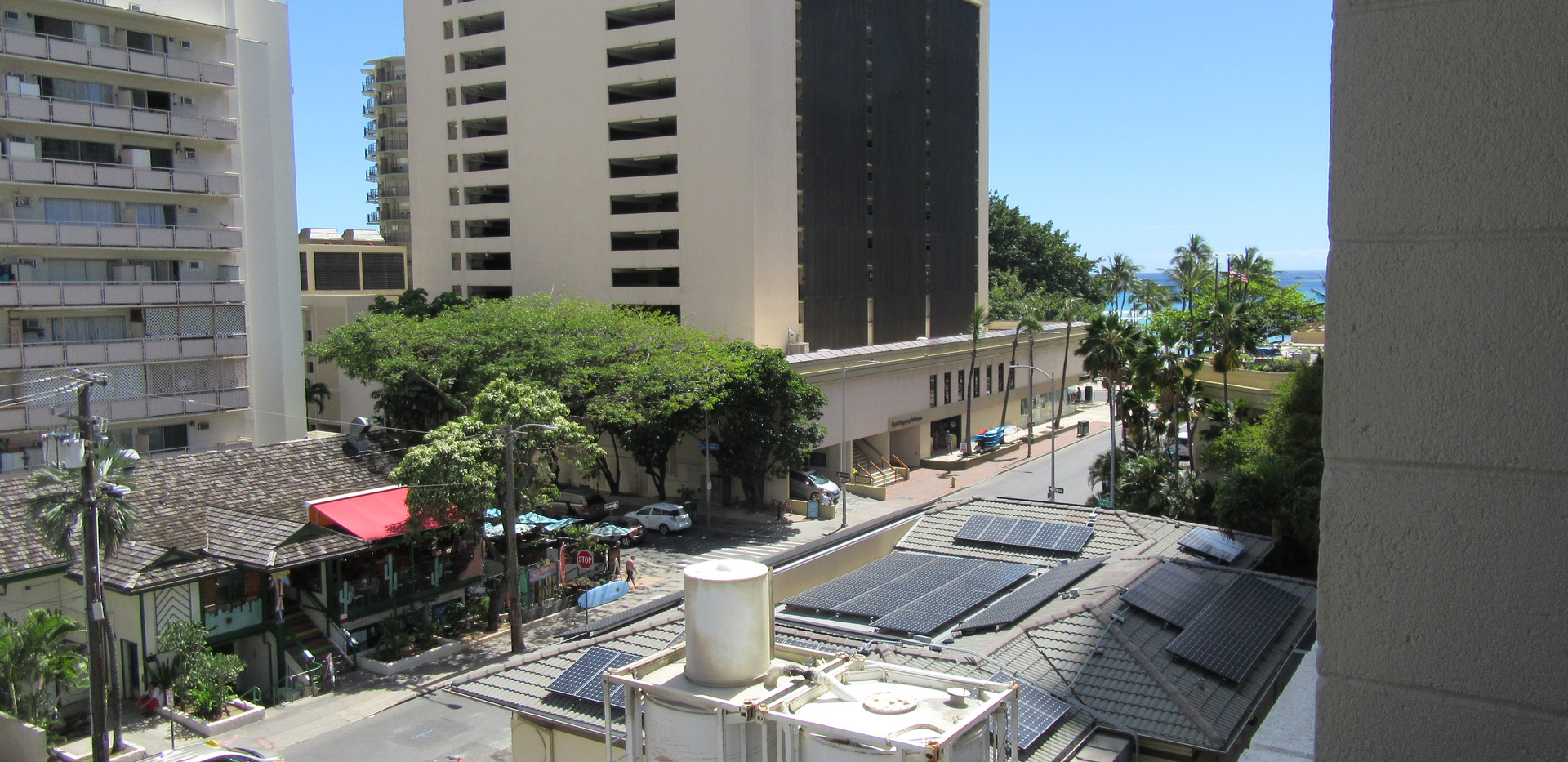 View from 6th floor
