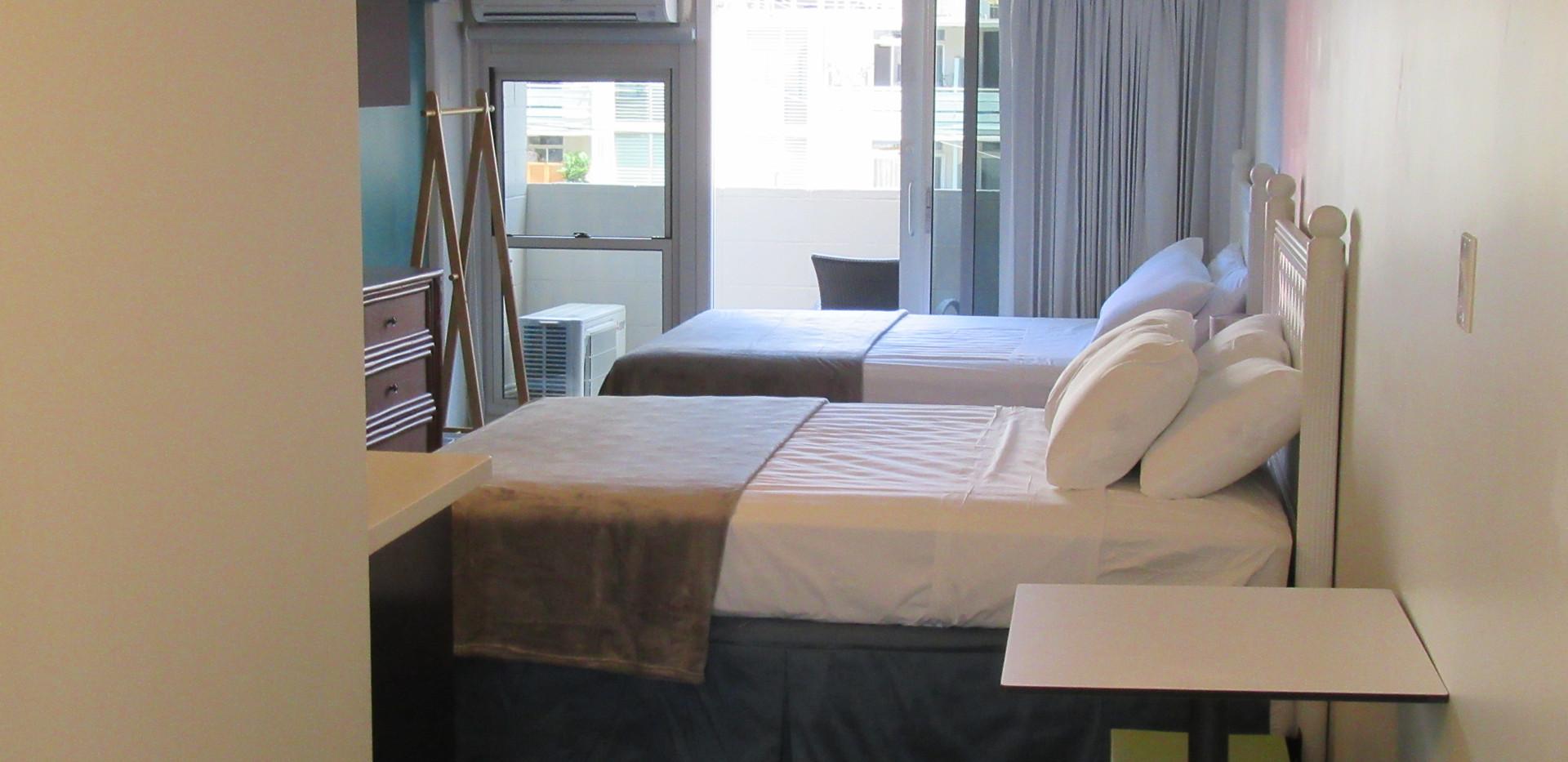 Standard Two Queen Room (1)
