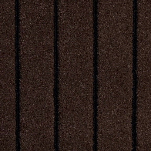 MARINE TUFT 085 SUEDE BLACK   195 CM   BREDDE
