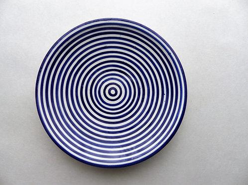 Assiette Hypnotique Fès Lifestyle