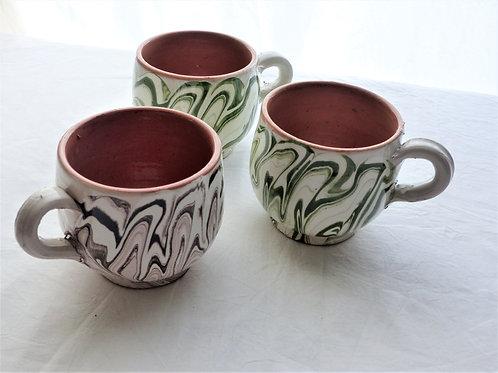 Tasse ronde céramique