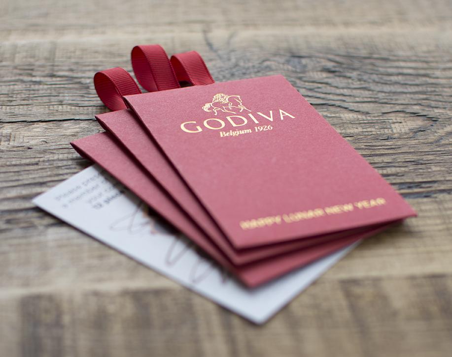 Godiva Prize Wallets