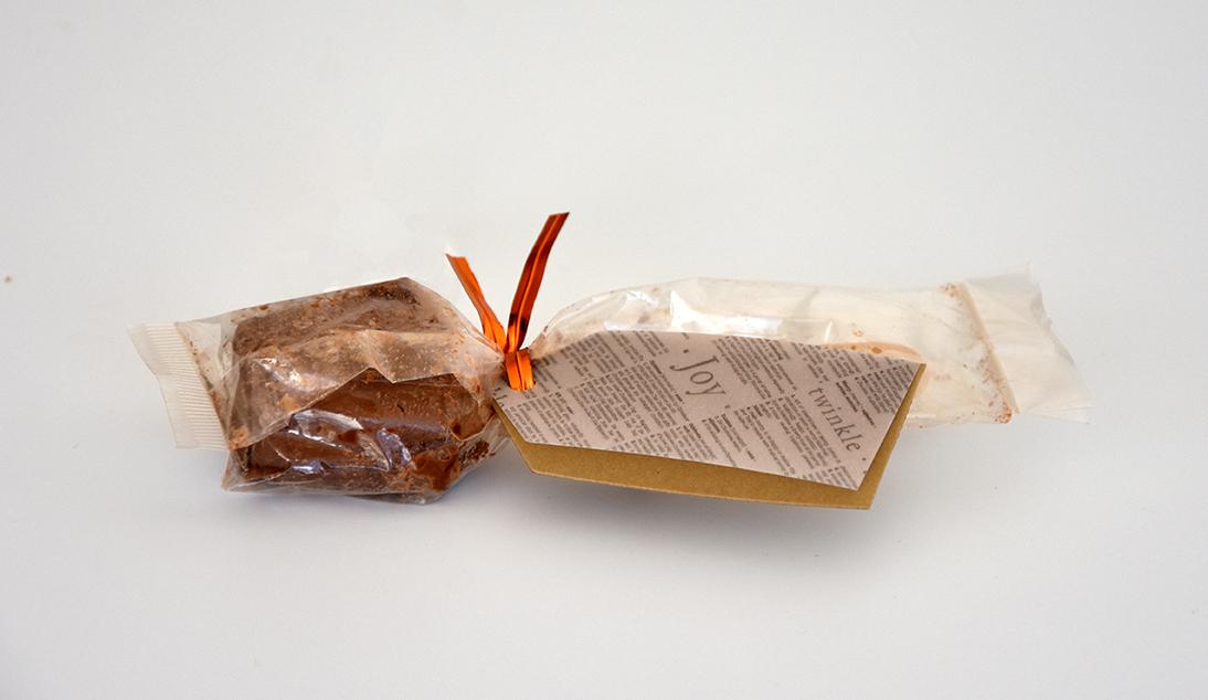 Chocolate Spoon Tag