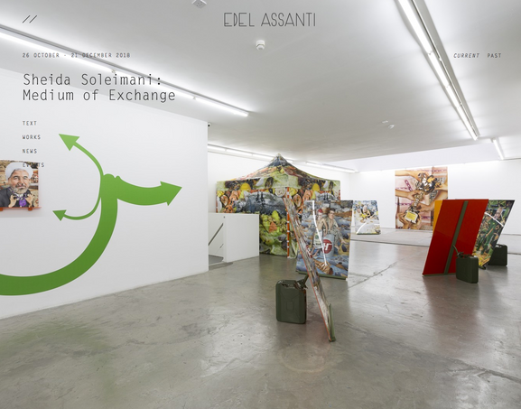 Edel Assanti Gallery, W1