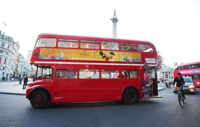 Godiva Press Bus