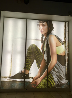 Nike Lightbox