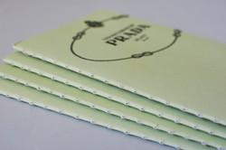 Prada Booklet