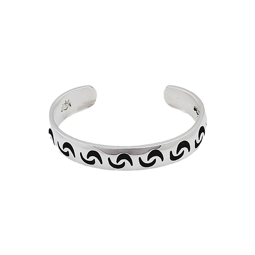 "Friendship 1/2"" Bracelet Cuff"