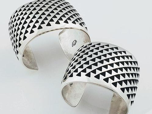 Trickling Waters Bracelet Cuffs