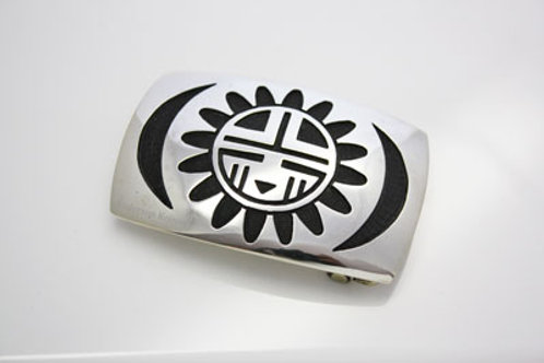 "Sun God Belt Buckle(1.5"")"
