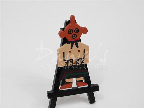 Mudhead Kachina Ornament